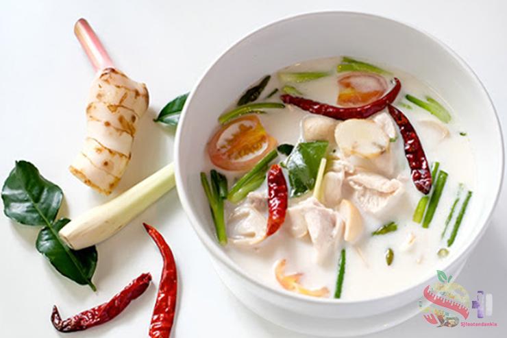 3.2 - 泰式冬卡椰奶鸡汤