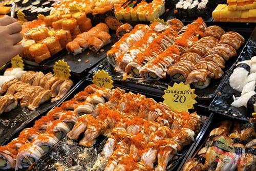 ตุ้มซูชิ เสรีมาร์เก็ต - Tum Sushi Seri市场