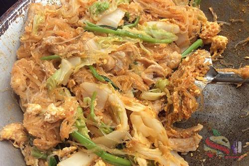 สุกี้แห้งหมู2 - Dried Pork Suki