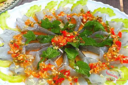 056.6 อาหาร2 - 如何用辣酱煮鱼露虾