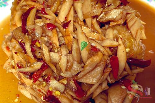 057.6 อาหาร2 - Santol 木瓜沙拉